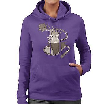 Pixar Onward Dewdrop Pixie Dusters Women's Hooded Sweatshirt