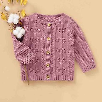 Lasten villapaita, Vauvan neulepusero