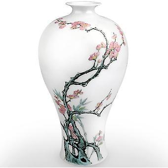 Ceramic Decorative Jar Vase