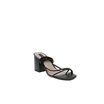 Aqua | Kate Ankle Strap Block Heel Sandals