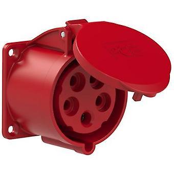 PCE 325-6tt CEE tilläggsuttag 32 A 5-stifts 400 V 1 st
