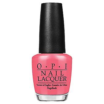 OPI Nail Lacquer - Elephantastic Pink
