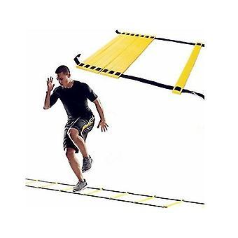 Morgan ajustable velocidad de 4M y escalera de agilidad plana