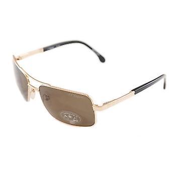 S. T. Dupont Sunglasses DP7003 Polarized Lenses Metal Japan 100% UV Category 3