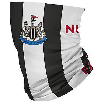 Newcastle United FC Unisex aikuisten kotisarja Snood