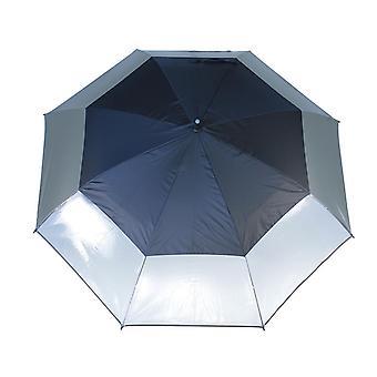 Masters TourDri GR 32 Inch UV Umbrella - Black/Clear