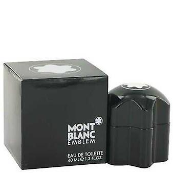 Montblanc Emblem By Mont Blanc Eau De Toilette Spray 1.3 Oz (men)