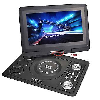 Dvd-speler, auto-tv, grote spelers lcd-scherm voor spel, fm, vcd, cd mp3, mp4 met