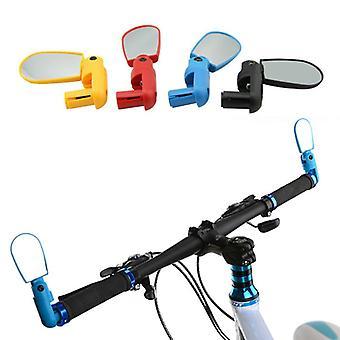 360 Rotate Bike Mirrors Bicycle Rearview Mirror MTB Handlebar Mini Bike Mirrors