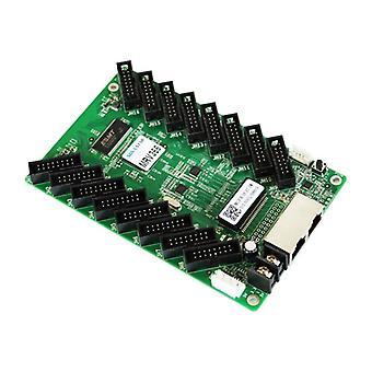 بطاقة استقبال LED، شاشة دعم مع لوحة الوصل، منفذ