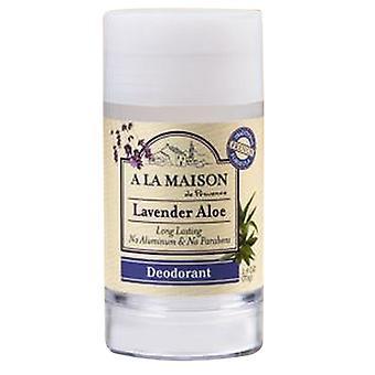 A La Maison Deodorant Lavender Aloe, 2.4 Oz