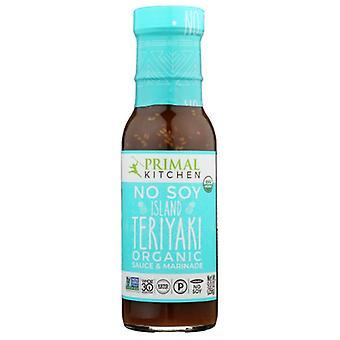 Primal Kitchen Sauce No Soy Islnd Tryki, Case of 6 X 9 Oz