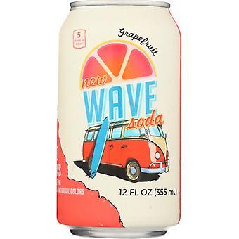 Wave Soda Soda Greippi, Kotelo 12 X 12 Oz