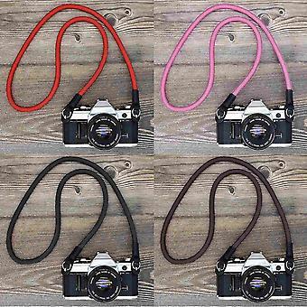 Universal Nylon Neck Strap Rope Wrist Belt Compatible with GoPro SLR DSLR Sports Action Camera