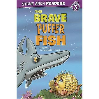 Brave Puffer Fish by Carl Meister