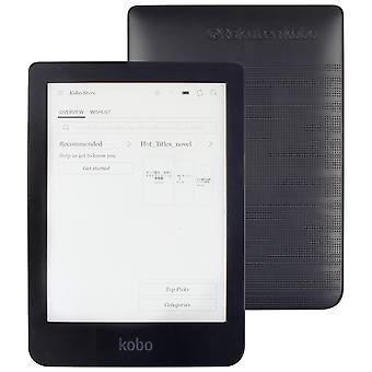 Čtečka knih E s dotykovou obrazovkou, elektronický inkoust, přední světlo