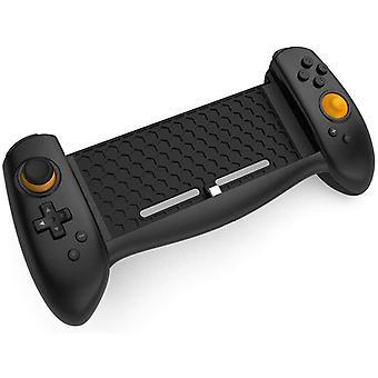 Manette de commande Chronus pour Dobe TNS-18133 Switch Host Grip Switch Console Gamepad Plug &play(noir)
