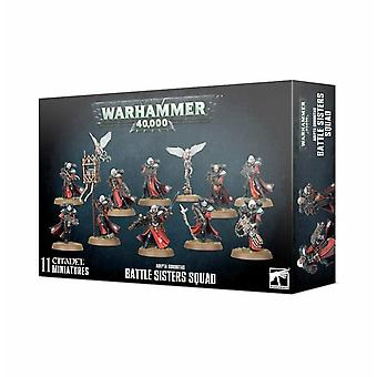 Warhammer 40,000 - Adepta Sororitas - Battle Sisters Squad - GW-52-20