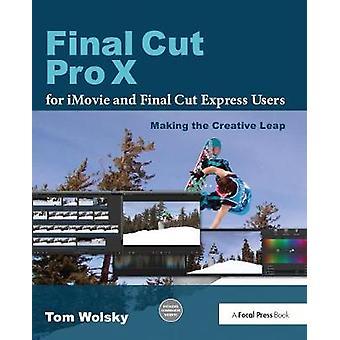 Final Cut Pro X voor iMovie- en Final Cut Express-gebruikers