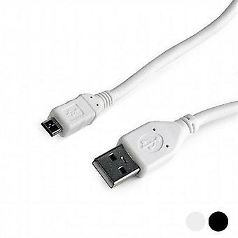 Cabo USB 2.0 A a Micro USB B CCP-mUSB2-AMBM
