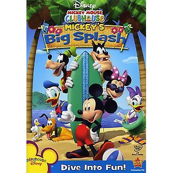 Mickey Mouse Clubhouse - Mickey Mouse Clubhouse: Mickey's Big Splash [DVD] USA import
