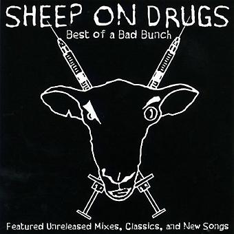 Sheep on Drugs - Best of a Bad Bunch [CD] USA import