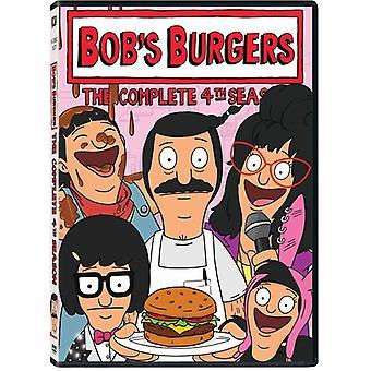 Hamburgueres de Bob: The Complete 4 importação EUA temporada [DVD]