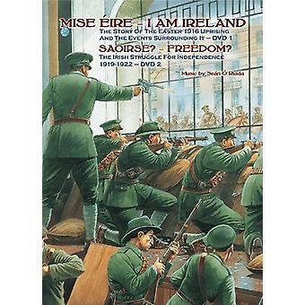 I Am Ireland/Freedom [DVD] USA import