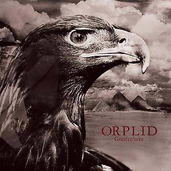 Orplid - Greifenherz [CD] USA import
