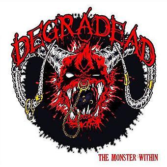 Degradead - Monster Within [CD] USA import