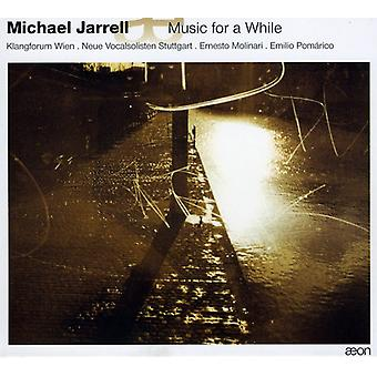 T. Jarrell - Michael Jarrell: Music for a While [CD] USA import