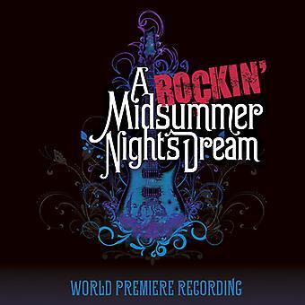 Various Artist - A Rockin' Midsummer Night's Dream (Wpr) [CD] USA import