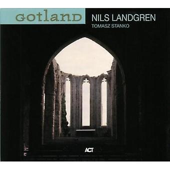 Nils Landgren - Gotland [CD] USA import