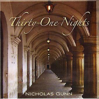 Nicholas Gunn - Thirty-One Nights [CD] USA import
