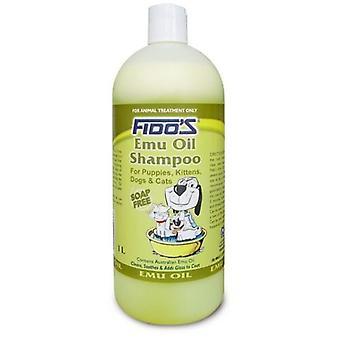 Fidos Emu oil shampoing 1 litre