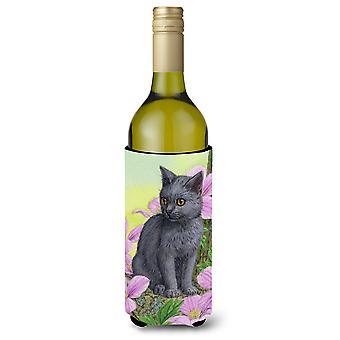 Chartruex Kitten Wine Bottle Beverage Insulator Hugger