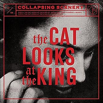 Collapsing Scenery - Cat Looks at the King [Vinyl] USA import