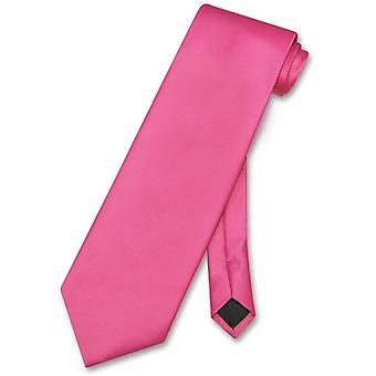 维苏维奥·纳波利颈领带固体男人,颈部领带