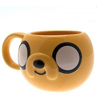 Adventure Time Mug 3D
