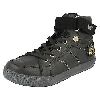 Boys CAT Casual Ankle Boots Cartney