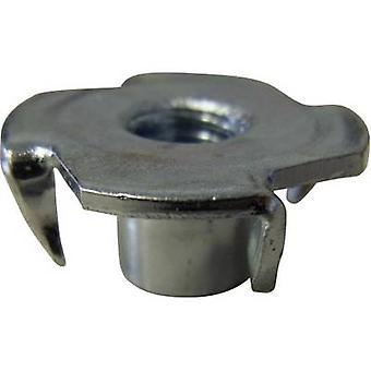 تولكرافت 226769 تدق في المكسرات 10 الفولاذ M6 pc(s)