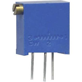 Weltron 001045026199 WEL3266-X-501-LF Multiturn Trimming Potentiometer 6MM 500R 10% 0.25W 3266X