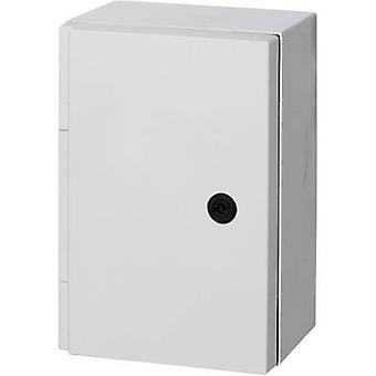 Fibox CAB P 403017 Wall-mount enclosure 415 x 315 x 170 Polyester Grey-white (RAL 7035) 1 pc(s)