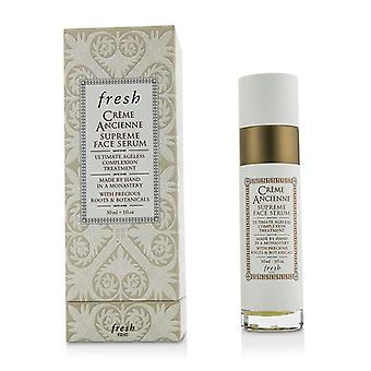 Ancienne de Creme fresco Supremo rosto soro - 30ml/1oz