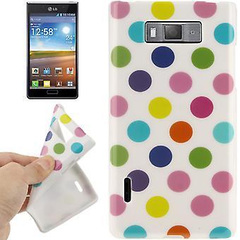 Housse étui de téléphone portable pour LG Optimus L7 P705