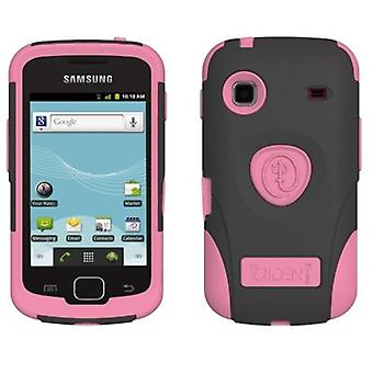 5 Pack -Trident AG-R680-PK Aegis Case with Screen Protector Kit for Samsung SCH-R680 Repp - Pink