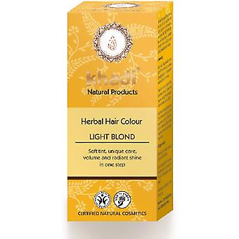 Khadi Herbal Hair Colour - Light Blonde - 100g