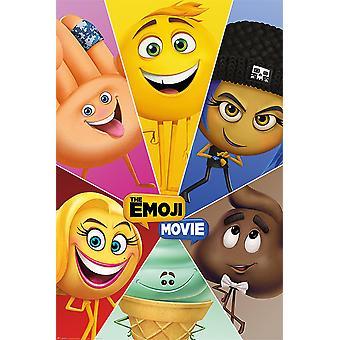 The Emoji movie character Emoji - the movie