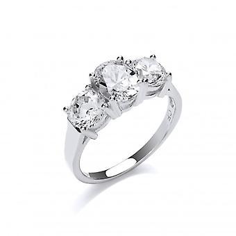 Cavendish French 'Looks Like Diamonds' Ring