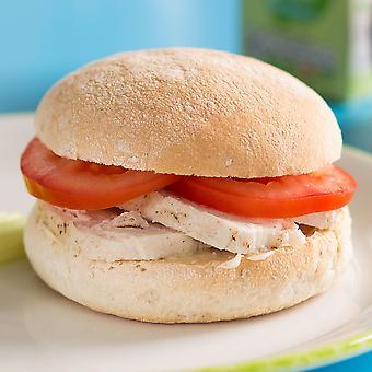 Kara Frozen High Fibre Burger Bread Buns 4inch/10cm